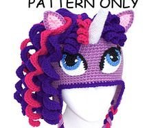 unicorn crochet hat - Google Search
