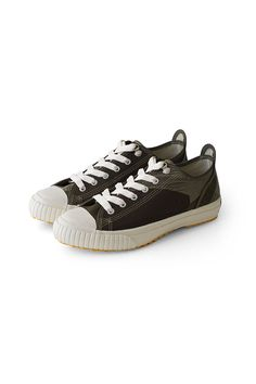 Nigel Cabourn for Women's - ARMY TRAINERS LOW TOP - CAMO