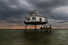 Middle Bay Lighthouse - Mobile Bay