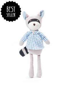 Hazel Village Max the Raccoon Doll