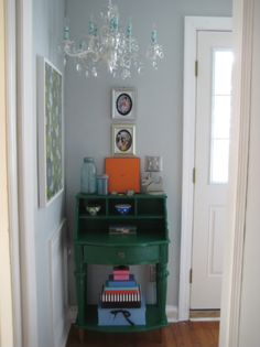 An Hermes box as home decor