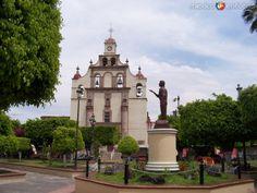 Iglesia de San Francisco de Asís, Ahuacatlan Nayarit, México
