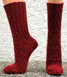 Ulli's Blog: Socken Nr. 14/2014 Vinnland