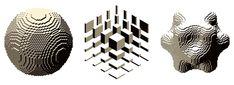jan slothouber william graatsma – Pesquisa Google Science Art, Google, Shapes