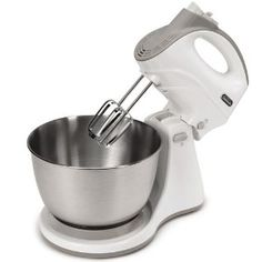 For those of you that think a $400 KitchenAid you will rarely use is absurd (looking at you @Megan Ashley), this puppy is $40, is a hand/stand combo and I LOVE it! It's about 500x more practical and I highly recommend.