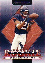 2002 Donruss #241 Jabar Gaffney RC by Donruss. $0.50