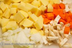 SUPA-CREMA-DE-CARTOFI-1 Cantaloupe, Bacon, Mango, Soup, Fruit, Sweets, Manga, Soups, Pork Belly
