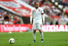 Wayne Rooney is the key for England, but he is suspended for the first two group matches. #Euro2012