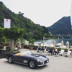 "43 Likes, 2 Comments - Nicolas Jeannier (@arthobald) on Instagram: ""Dolce Vita at Lago di Como #ferrari #california #lifestyle"""