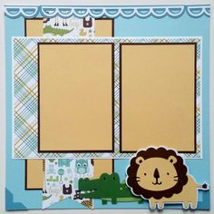 12x12 Baby boy scrapbook page - 12x12 Premade baby boy scrapbook - 12x12 Premade scrapbook pages - 12x12 Scrapbook page - Boy scrapbook page by ohioscrapper on Etsy https://www.etsy.com/listing/248202472/12x12-baby-boy-scrapbook-page-12x12