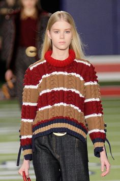 Tommy Hilfiger Fall 2015 Women's Collection - Runway - Mercedes-Benz Fashion