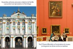 Cultura russa museu Hermitage