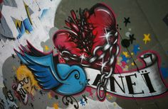 Graffiti from La Rochelle
