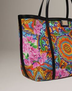 Bags Dolce Women on Dolce Online Store United States - Dolce & Gabbana Group Diaper Bag, Purses, My Style, Prints, How To Wear, Bags, United States, Group, Canvas