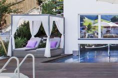 Spa, Outdoor Furniture, Outdoor Decor, Sun Lounger, Home Decor, Patio, Air Fresh, Hammock Chair, Homemade Home Decor