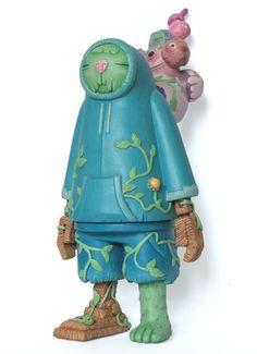 'Gruble' custom Bambaboss by MApMAp.