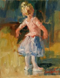 Galleries in Carmel California- Jones & Terwilliger - Corinne Hartley Figure Painting, Painting & Drawing, Art Des Gens, Art Ballet, Illustration Photo, Ballerina Painting, Artists For Kids, People Art, Beautiful Paintings