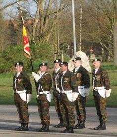 2e Regiment Lansiers, Belgium