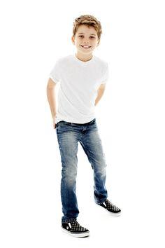 Arizona boys' skinny jeans