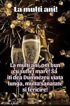 Happy New Year Gif, Happy New Year Photo, Happy New Year Images, New Year Photos, Happy Birthday Pictures, Happy Birthday Fun, An Nou Fericit, Winter Scenery, Flyer
