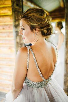 <3 every bit of this Hayley Paige wedding dress | Mallory Munson Photography