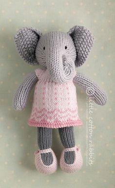 the best little handknit shop ever!!! Little Cotton Rabbits Shop