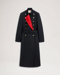 Frances Coat Sale Uk, Shop Around, Bond Street, Season Colors, Mandarin Collar, Duchess Of Cambridge, Contrast, France, Coat