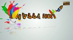 Happy Holi 2017,Wishes,Whatsapp Video,Greetings,Animation,Messages,Hindi...
