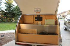 Teardrop trailers in Napa