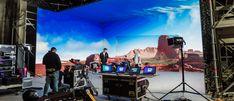 Virtual Studio: In Sekunden in der Wüste und retour - Wiener Zeitung Online