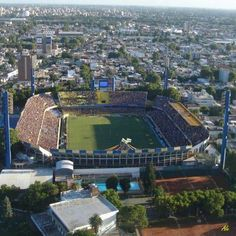 Gigante de Arroyito Soccer Stadium, Football Stadiums, Alien Vs Predator, Lionel Messi, City Photo, Around The Worlds, Mansions, House Styles, About Football