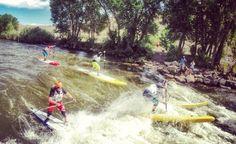 The River Life Road Trip: FIBArk - SUP Magazine