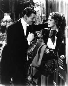 Clark Gable & Jeanette MacDonald in San Francisco (1936)