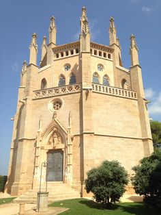 There is a church for weddings on hotel site, Hilton Sa Torre, Mallorca