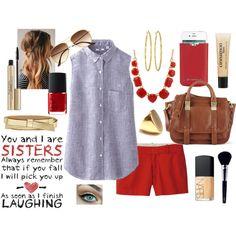 sisters. vballchick-22 by cinnamon-1 on Polyvore