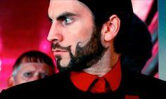 Seneca Crane - 'Los juegos del hambre' - Tony Stark y otr@s grandes bigotes/barbas del cine y la televisión - Página 11 - SensaCine.com