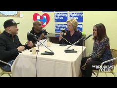 Hillary Suffers Yet Another Coughing Fit During Live Radio Show: Clinton jokes that she needs pot to cure her health problems