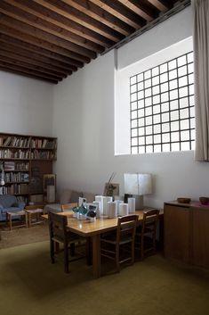 https://flic.kr/p/99JU2x | Casa Estudio Luis Barragan | Interiores de la Casa Estudio del Arquitecto Luis Barragán