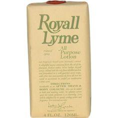 Royal Fragrances Royall Lyme Men's 4-ounce Aftershave Cologne (4 oz COL / After Shave), Green lime, Size 3.1 - 4 Oz.