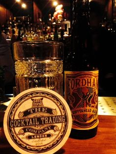 Looking great in The Cocktail Trading Co, Soho. #CopperheadAle #craftbeer #Americanbeer