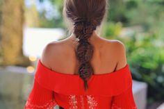 My 3 braided hairdos from Miami Swim week | Blank Itinerary
