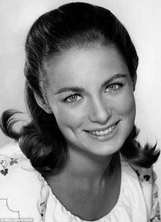 In love with someone else: But Charmian, the actress who played Liesl, was preoccupied with the exceptionally good-looking Christopher Plummer, who played her father Captain Von Trapp