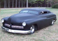 1950 Mercury 2 Dr