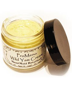 ProMeno Wild Yam Cream is a unique herbal formula of wild yam vitex and comfrey infused in organic olive oil. The addition of a special blend of essential oils, flower essences, and the added benefit of vitamin E oil all combine to create a synergy that may assist the body in bringing hormones into balance. Save 40% throughout the month of January!