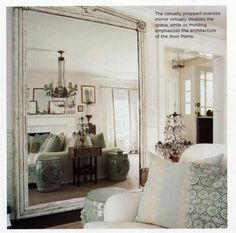 I 'm always falling in love. No, not in real life (sadly) but in my magazine world! Every few months, I discover a new interior designer t...