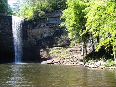 South Cumberland State Park :: Lost Cove Caves, Sewanee Bridge, Foster Falls [monteagle tn]