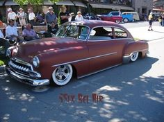 History - Your Favorite Chevrolet 1954 Chevy Bel Air, Vintage Cars, Antique Cars, Old Hot Rods, Civil War Photos, Chevrolet Chevelle, Honda Accord, Kustom, Old Cars