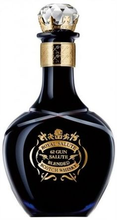 Royal Salute, 62 Gun Salute limited edition Scotch Whiskey
