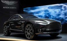 Aston Martin    DBX Kavramı
