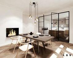 Jadalnia styl Eklektyczny - zdjęcie od LAVA Projektowanie Wnętrz